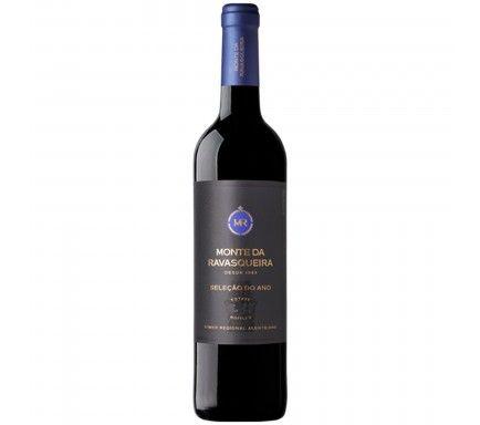 Vinho Tinto Monte Ravasqueira Seleção 75 Cl