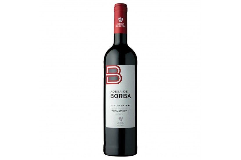 Vinho Tinto Borba Doc 75 Cl