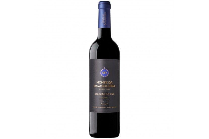 Red Wine Monte Ravasqueira Seleção 75 Cl
