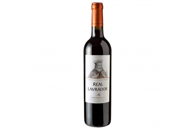 Vinho Tinto Real Lavrador 75 Cl