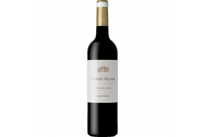 Vinho Tinto Conde Villar 37.5 Cl