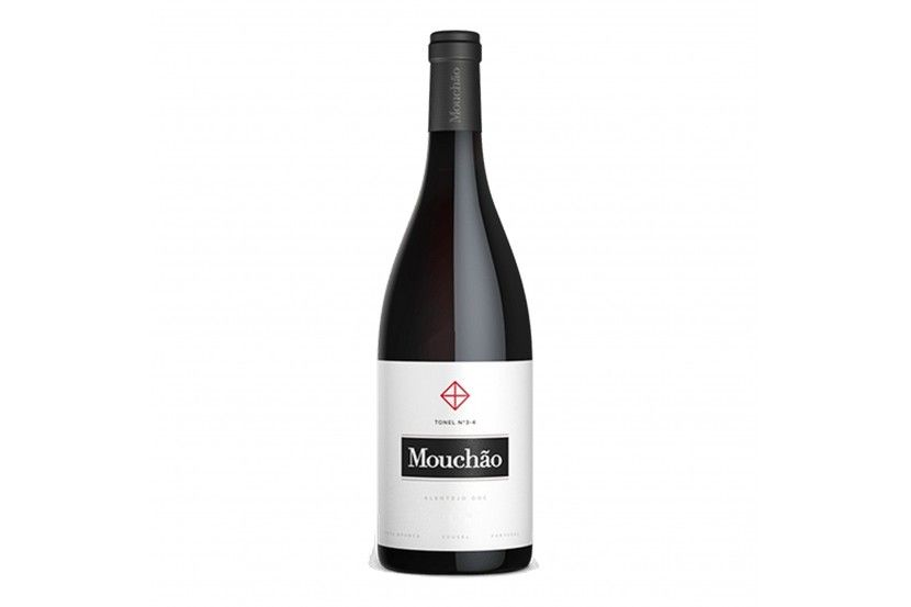 Red Wine Mouchão Tonel 3-4 75 Cl