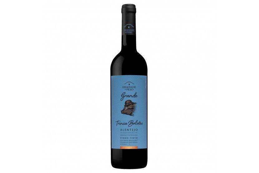 Vinho Tinto Grande Trinca Bolotas 75 Cl