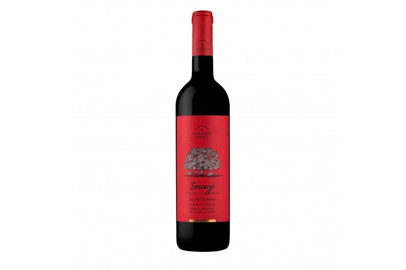 Vinho Tinto Sossego 75 Cl