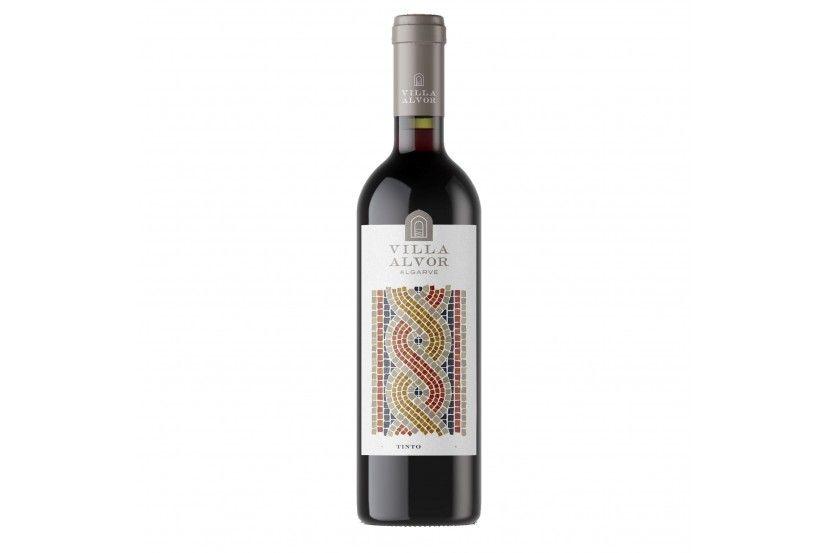 Red Wine Villa Alvor 75 Cl