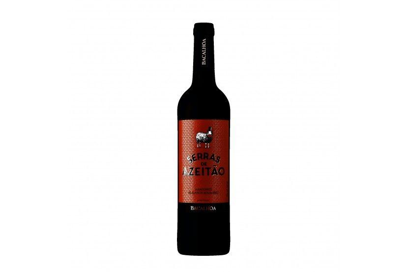 Vinho Tinto Serras De Azeitão 37 Cl