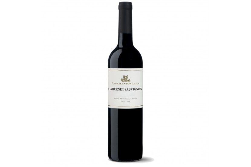 Red Wine Casa Santos Lima Cabernet Sauvignon 75 Cl