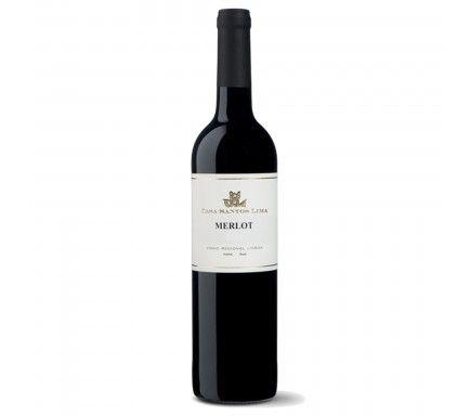 Red Wine Casa Santos Lima Merlot 75 Cl
