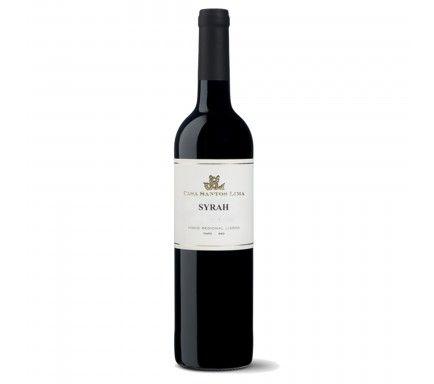 Red Wine Casa Santos Lima Syrah 75 Cl