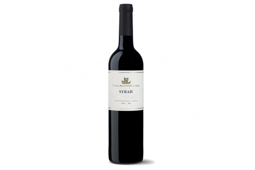 Vinho Tinto Casa Santos Lima Syrah 75 Cl