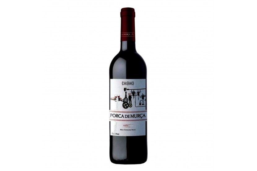 Vinho Tinto Douro Porca Murça 37 Cl