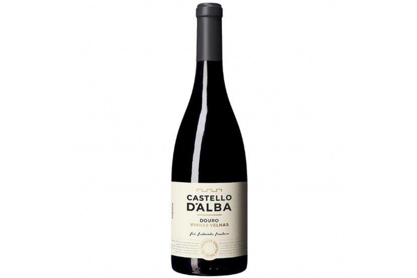 Vinho Tinto Douro Castello D'Alba Vinhas Velhas 75 Cl