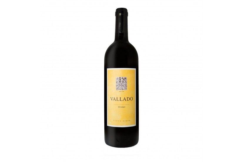 Vinho Tinto Douro Vallado 75 Cl