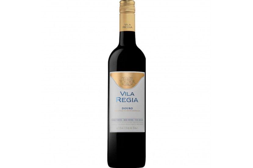 Red Wine Douro Vila Régia 75 Cl