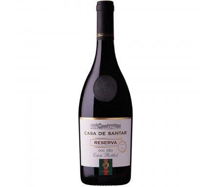 Red Wine Dao Casa Santar Reserve 75 Cl