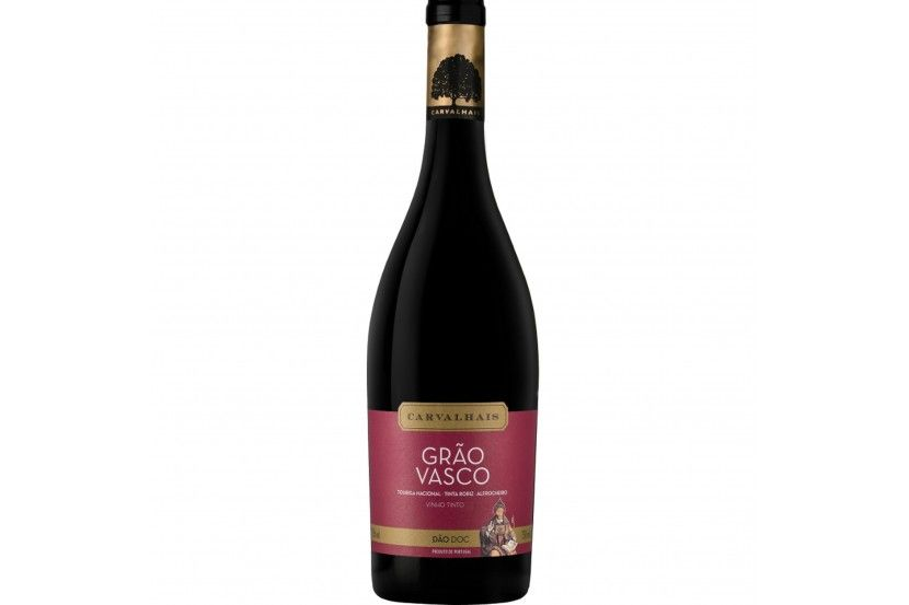 Red Wine Dao Grao Vasco 75 Cl