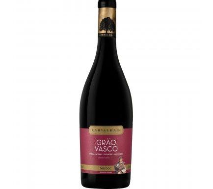 Red Wine Dao Grao Vasco 75 Cl