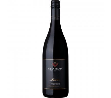 Red Wine Villa Maria Reserve Marlborough Pinot Noir 2017 75 Cl