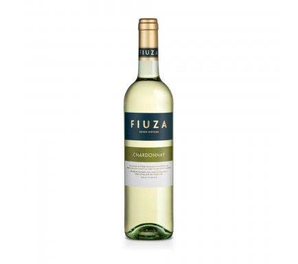 Vinho Branco Fiuza Chardonnay 75 Cl