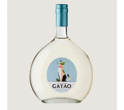 Vinho Verde Gatao 75 Cl