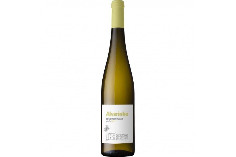 Vinho Branco Convento Paraiso Alvarinho 2019 75 Cl