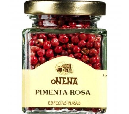Especiarias Pimenta Rosa 22G