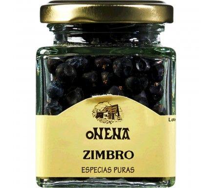 Especiarias Zimbro/Enebro 12 Gramas