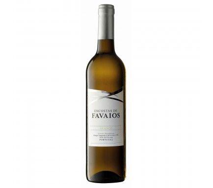 White Wine Encostas De Favaios 75 Cl