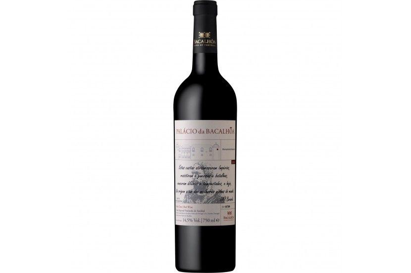Red Wine Palacio Da Bacalhoa 2014 75 Cl
