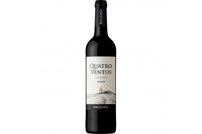 Vinho Tinto Douro Quatro Ventos Superior 75 Cl