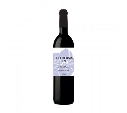 Red Wine Douro Tecedeiras Lilas 75 Cl