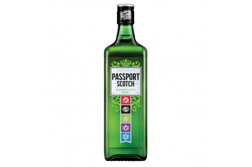 Whisky Passport 70 Cl