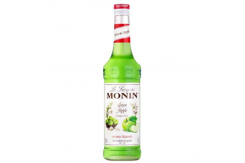 Monin Syrup Pomme Vert 70 Cl