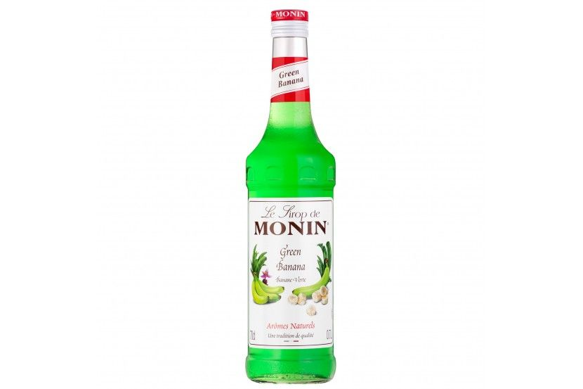Monin Syrup Banana Verte 70 Cl
