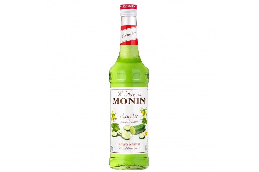 Monin Syrup Cucumber 70 Cl