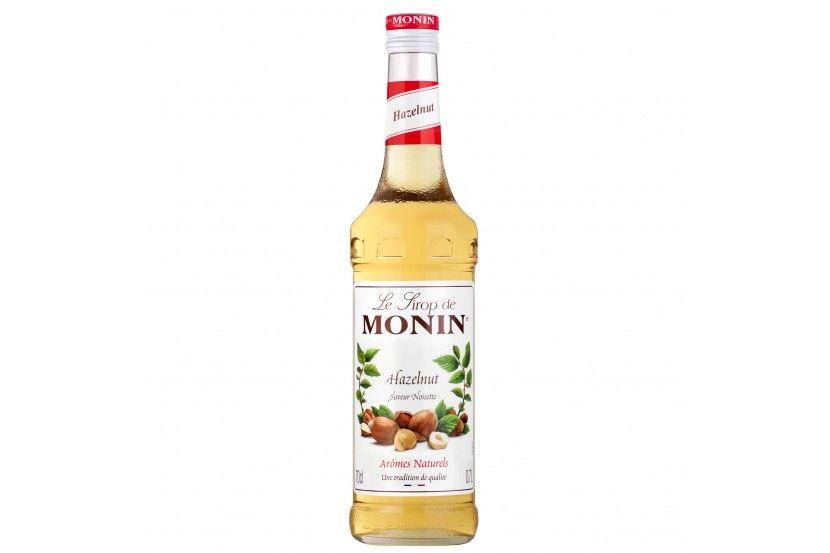 Monin Syrup Hazelnut (Avelã) 70 Cl