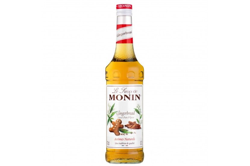 Monin Syrup Pain D'Epices (Gingerbread) 70 Cl