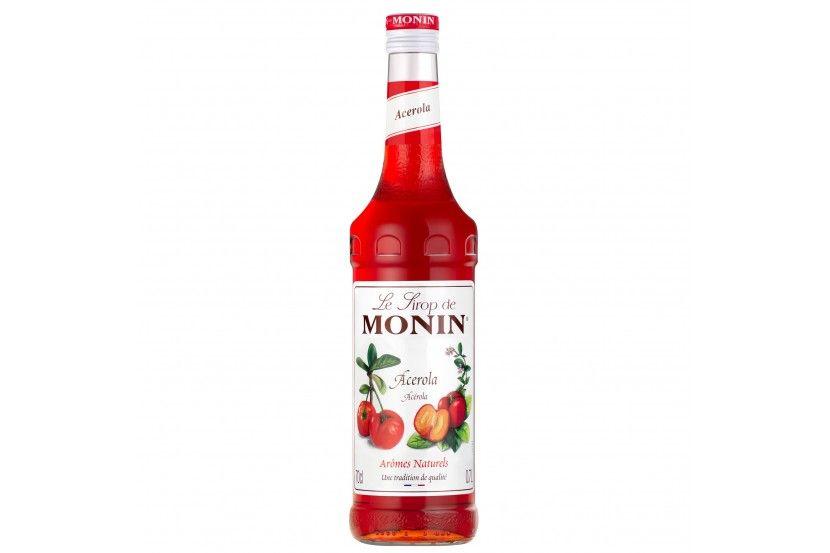 Monin Sirop Acerola 70 Cl