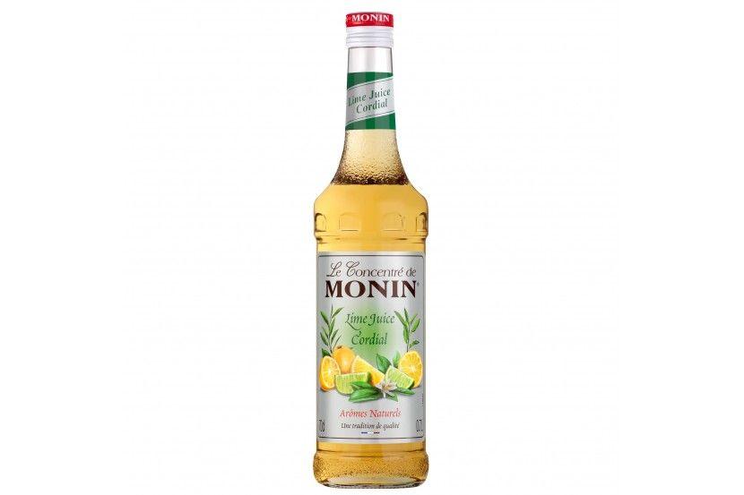 Monin Concentrado Lime Juice 70 Cl