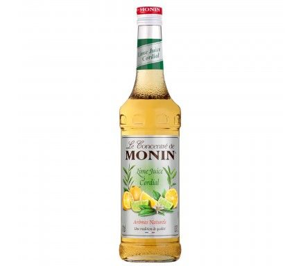 Monin Concentrado Lime Juice 70 Cl