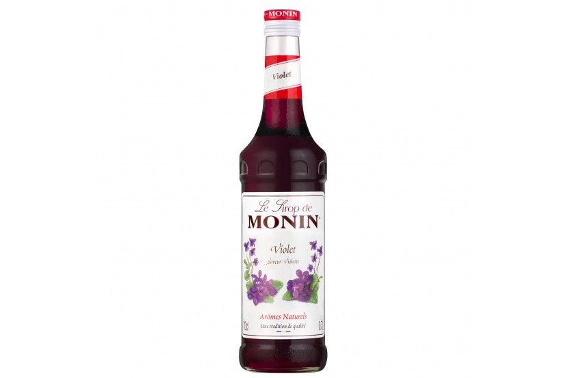 Monin Sirop Violet 70 Cl