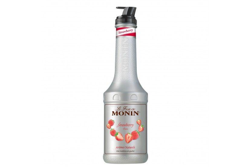 Monin Puree Morango 1 L