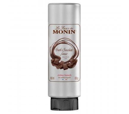 Monin Sauce Dark Chocolate 50 Cl