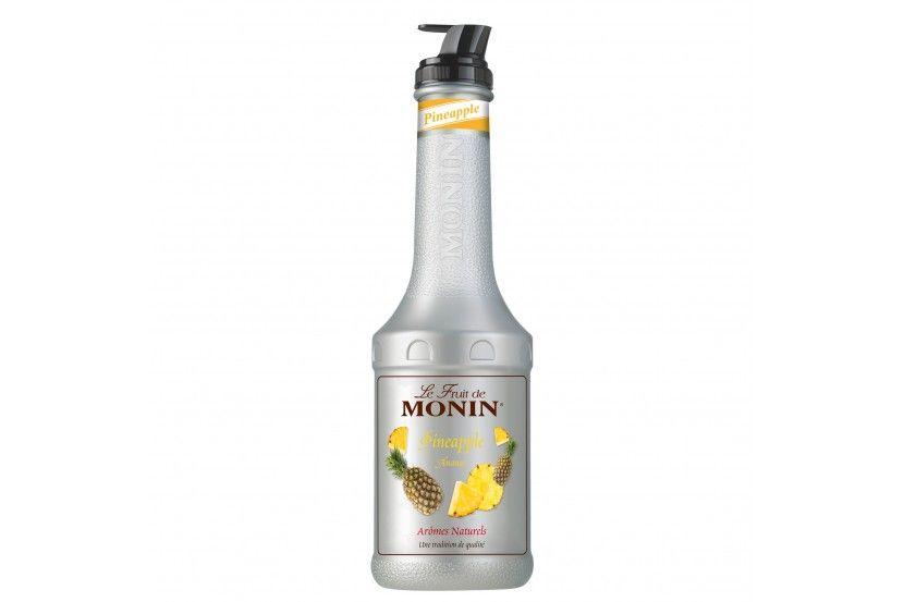 Monin Puree Pineapple 1 L