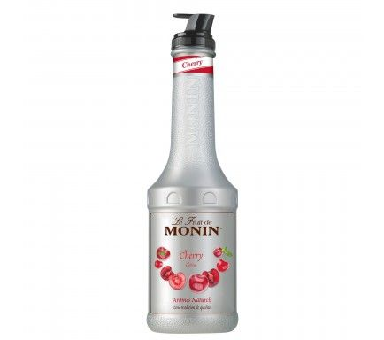 Monin Puree Cherry 1 L