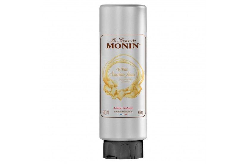 Monin Sauce Chocolate Branco 50 Cl