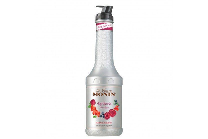 Monin Puree Red Berries 1 L