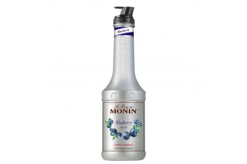 Monin Puree Blueberry 1 L