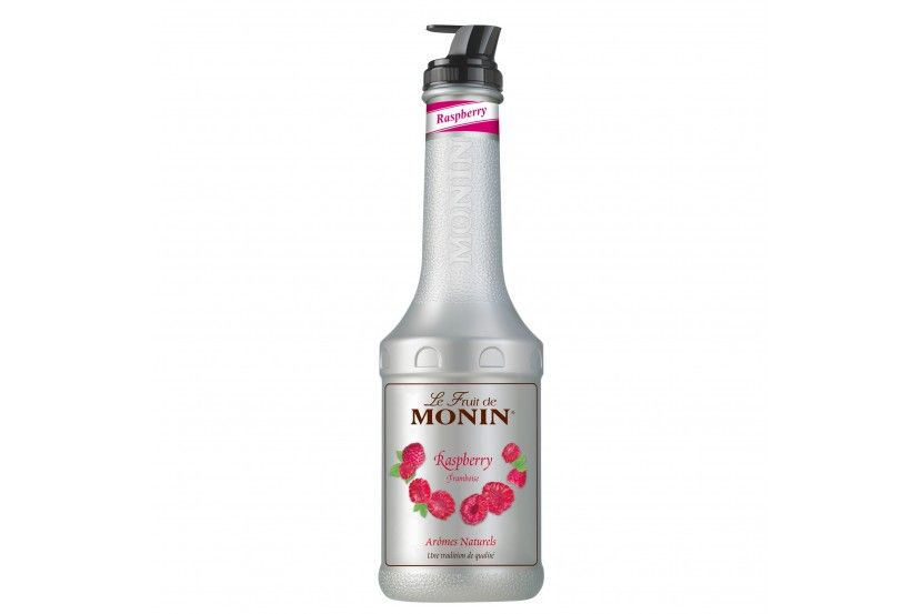 Monin Puree Raspberry 1 L