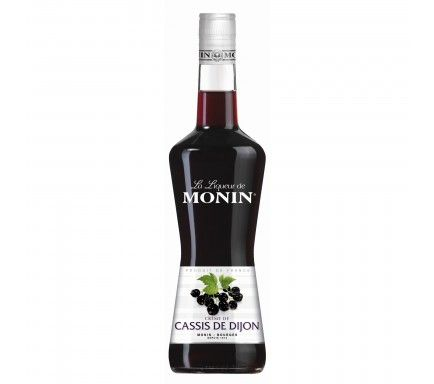 Liquor Monin Cassis 70 Cl